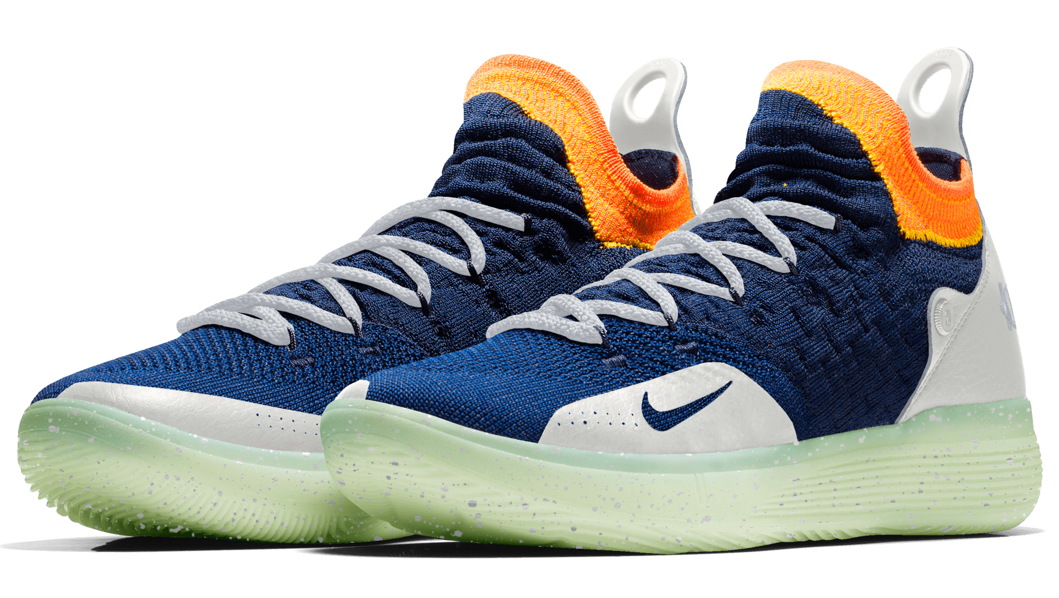 kd 11 glow in the dark Kevin Durant