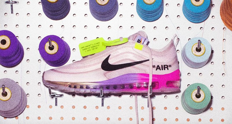 """OFF WHITE x Nike Air Max 97 """"Queen"""""""