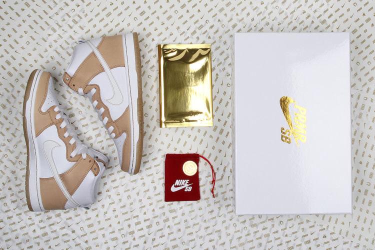 Premier x Nike SB Dunk High \