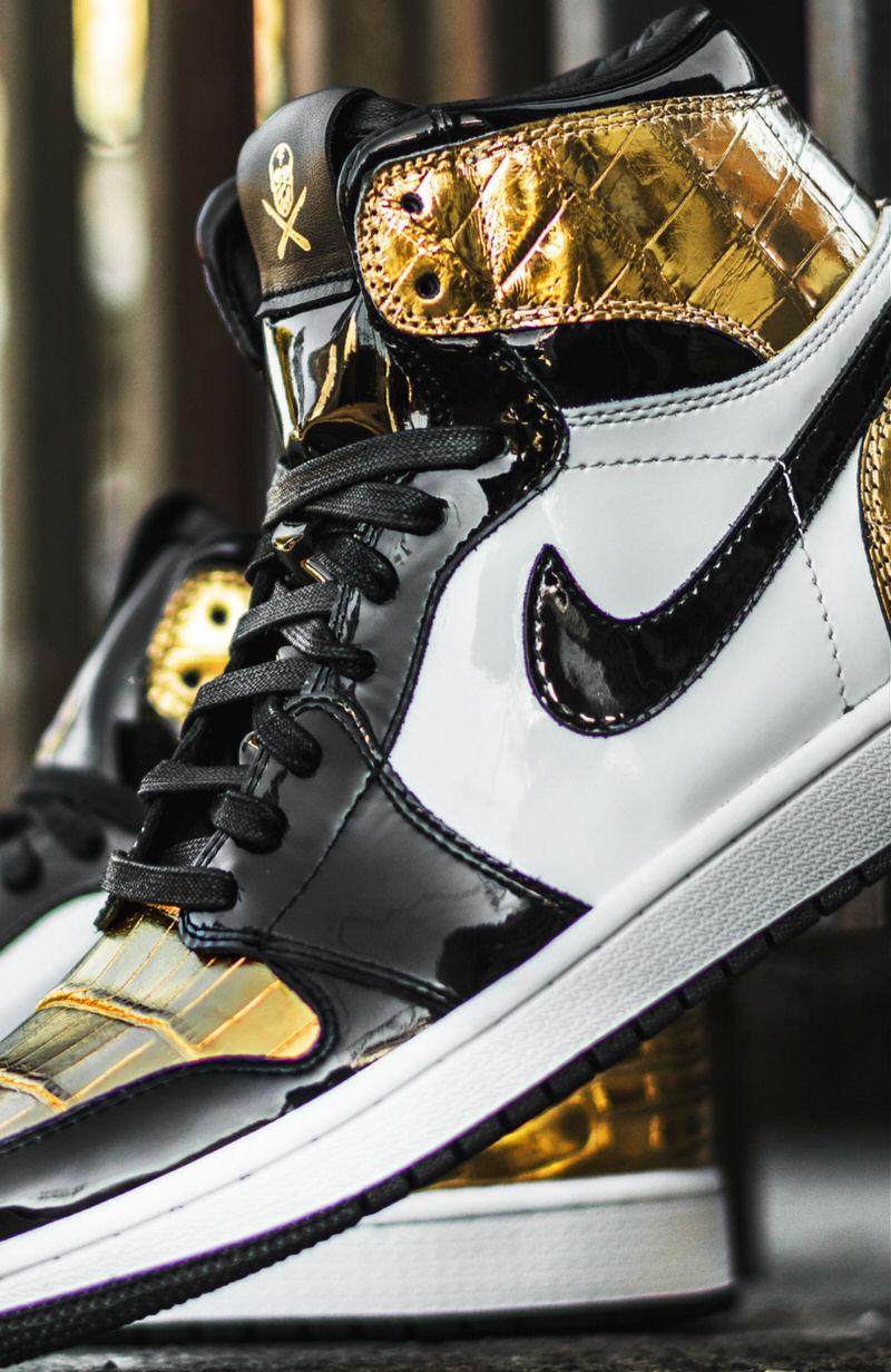 The Shoe Surgeon Unveils 24 Karat Gold