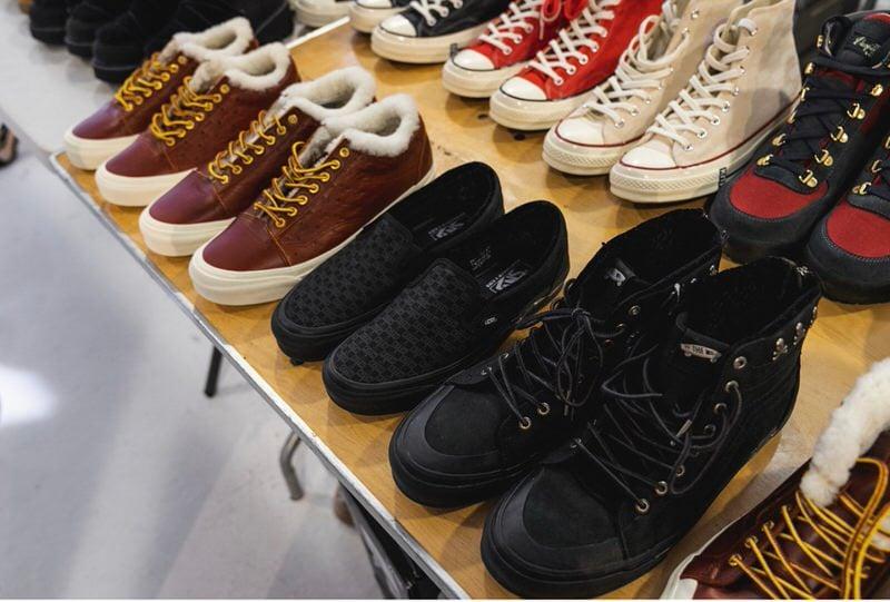 Kith x mastermind JAPAN x Vans Collection