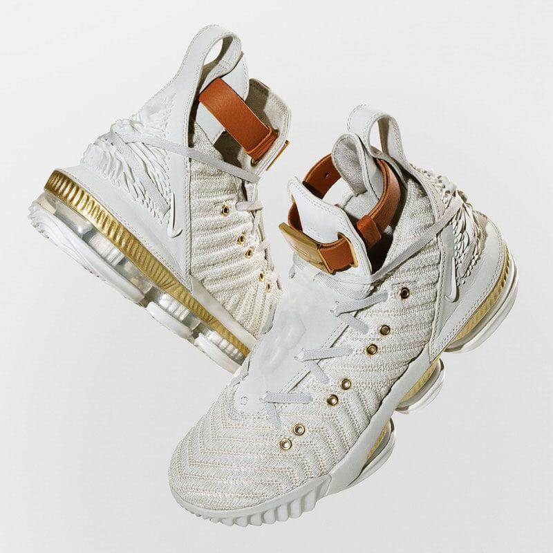 Harlem Fashion Row x Nike LeBron 16