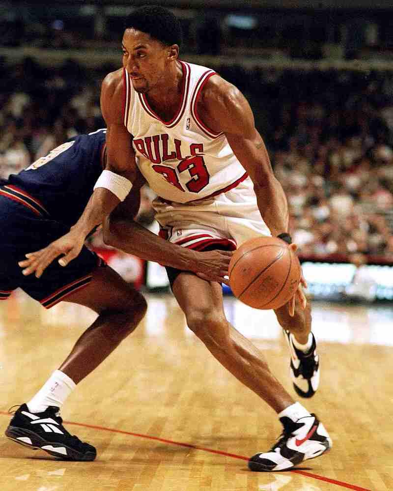 Celebrating Scottie Pippen's Nike