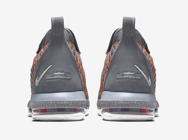 the best attitude 837cb a881b Next. Brand. Nike. Model. Nike LeBron 16. Colorway. Multi-Color Metallic  Silver-Cool Grey