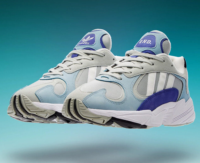 """END x adidas Yung 1 """"Atmosphere"""""""