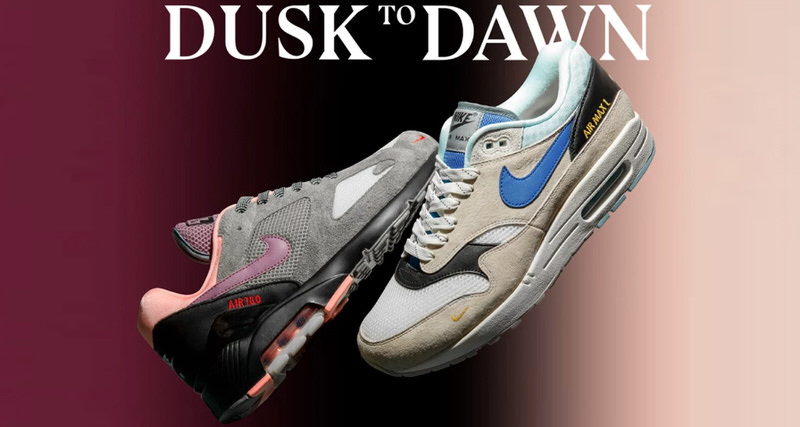 "Nike Air Max ""Dusk to Dawn"" Pack"