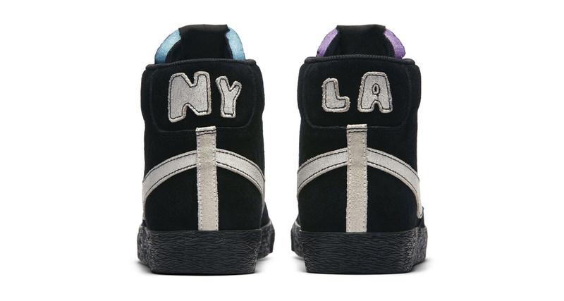 """Nike Blazer Mid """"LA vs. NY"""""""