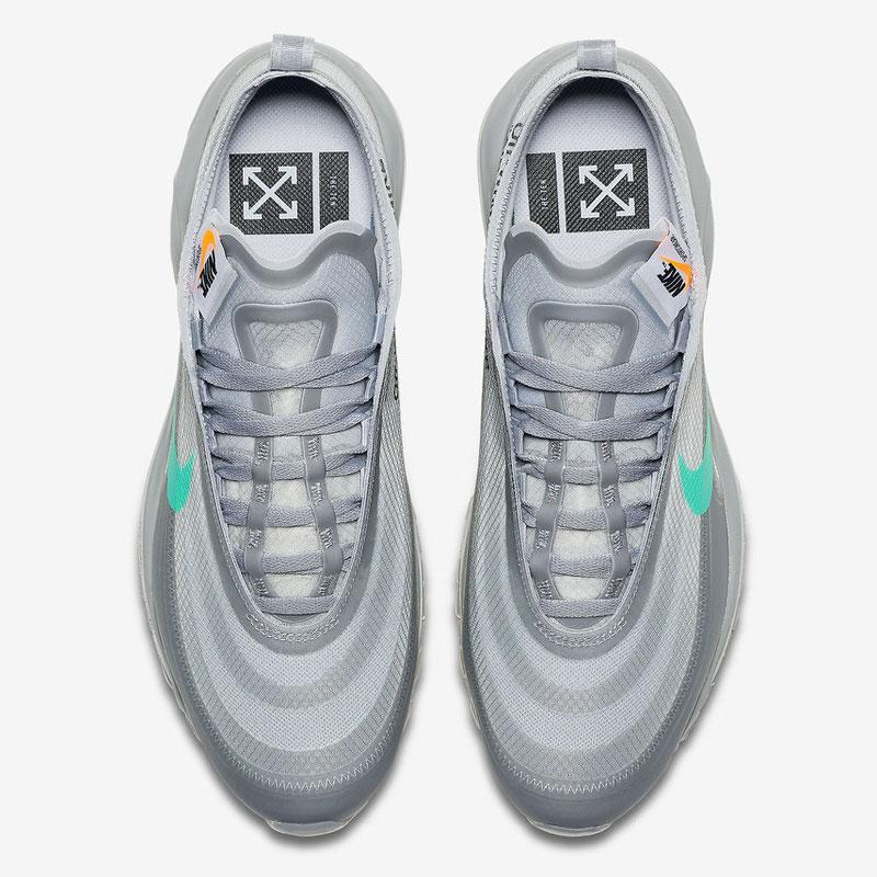 Off White Nike Air Max 97 OG Black Menta Release Date