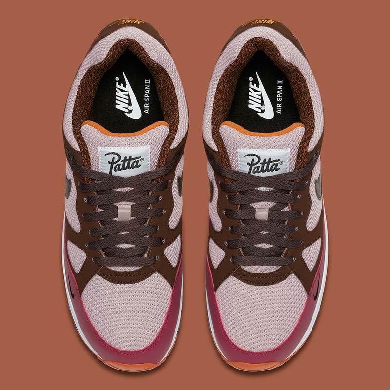 Patta x Nike Air Span II