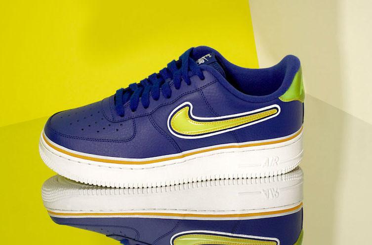 """Nike Air Force 1 """"NBA Pack"""""""