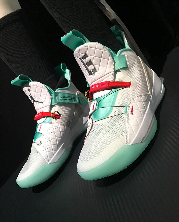 Air Jordan 33 Guo Ailun PE Releasing