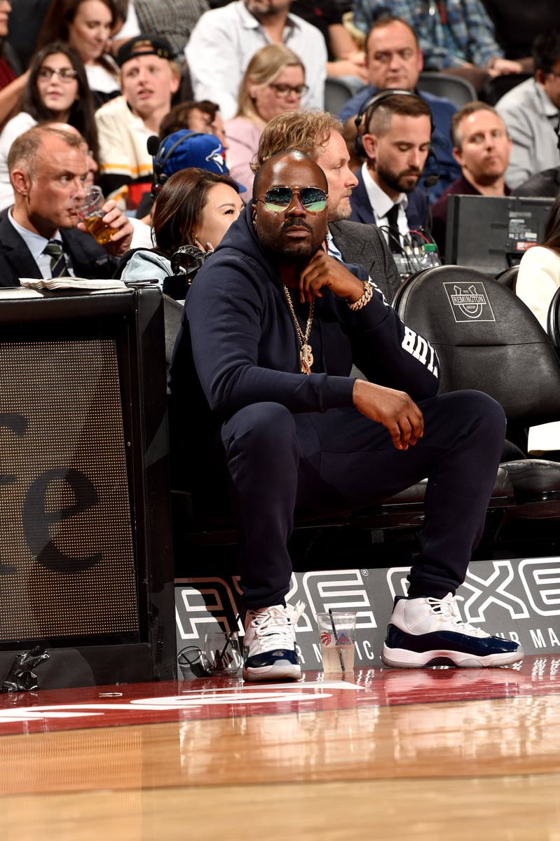 "Baka in the Air Jordan 11 Retro ""Concord"""