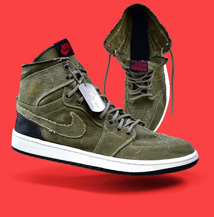 US Army 35th Signal Brigade Veteran High Top Classic Canvas Fashion Sneaker Casual Walking Shoes