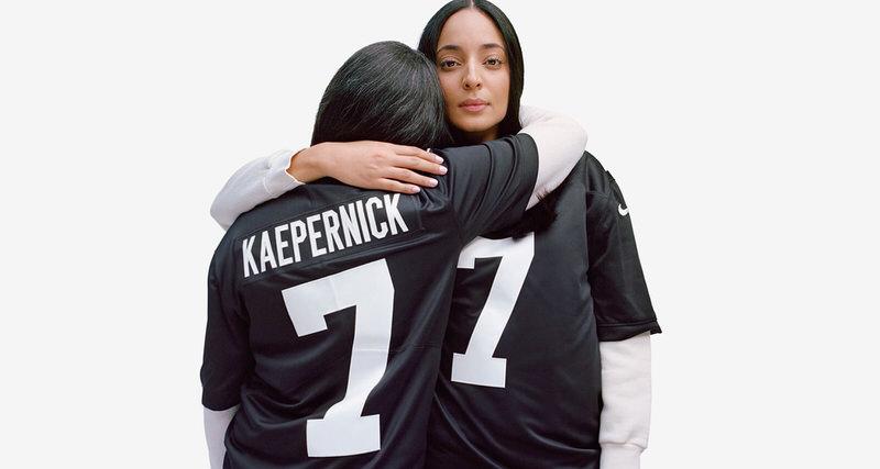 "Nike x Colin Kaepernick ""True to 7"" Jersey"