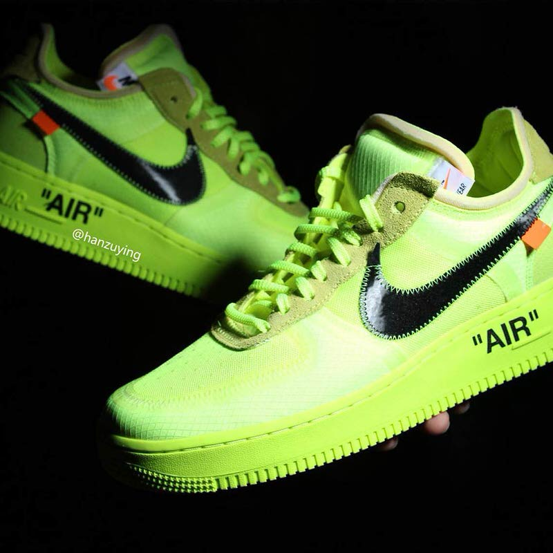 nike off white volt release date