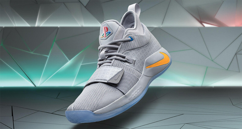 Playstation x Nike PG 2.5