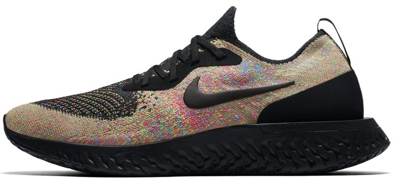 "Nike Epic React Flyknit ""Multicolor"""