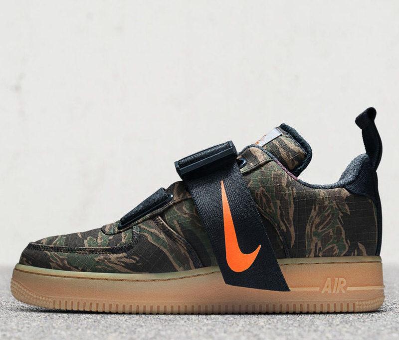 646e9e29007f6 Carhartt WIP x Nike Air Force 1 Utility Low | Nice Kicks