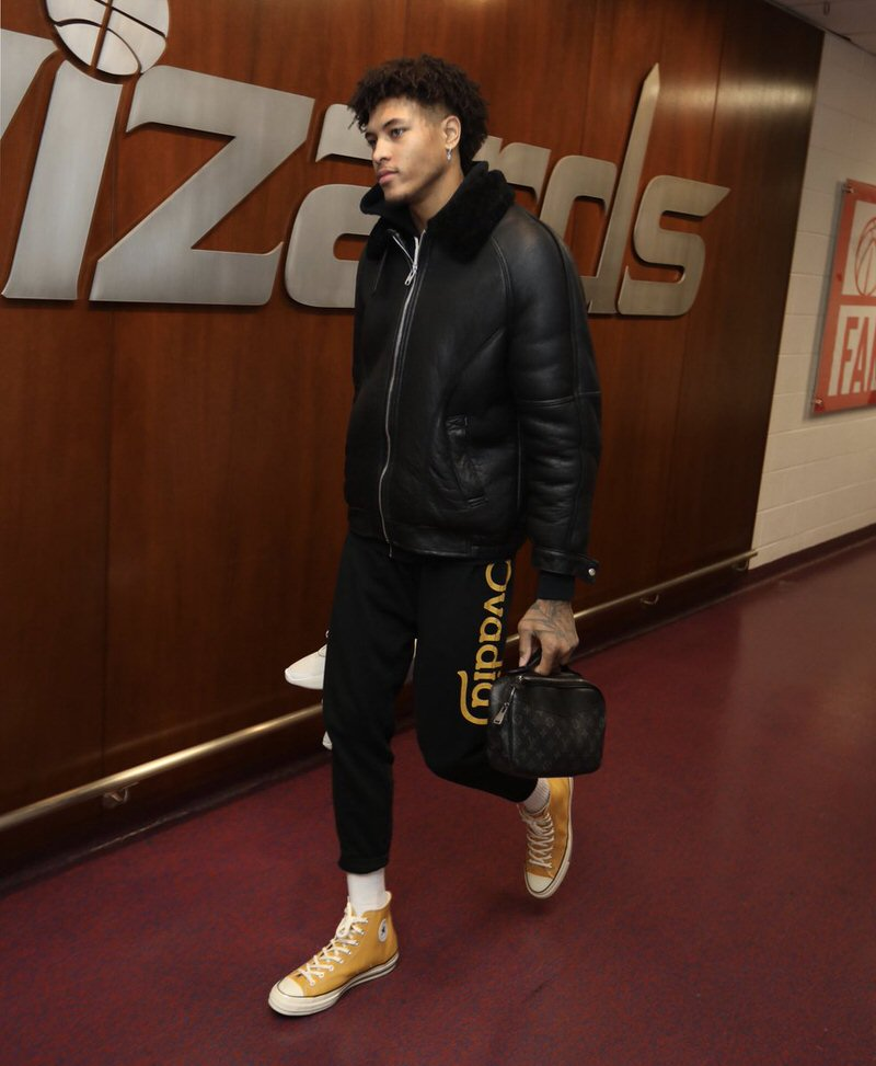 Kelly Oubre in the Converse Chuck Taylor 70s