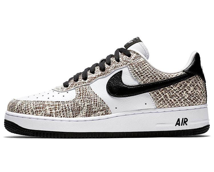 10. Atmos x Nike Air Force 1 Complex