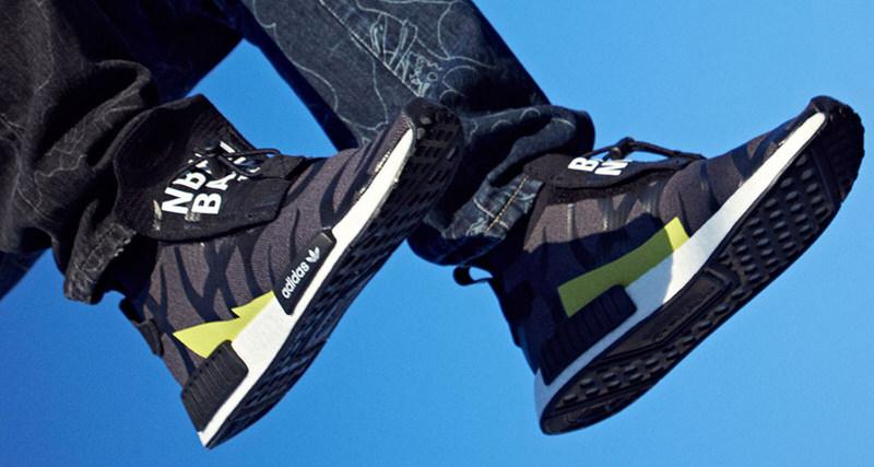 Bape x Neighborhood x adidas Collaboration Arrives This Week