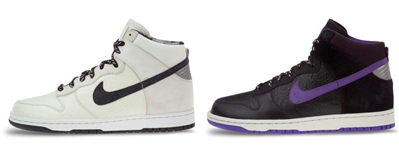 Stussy x Nike Dunk High