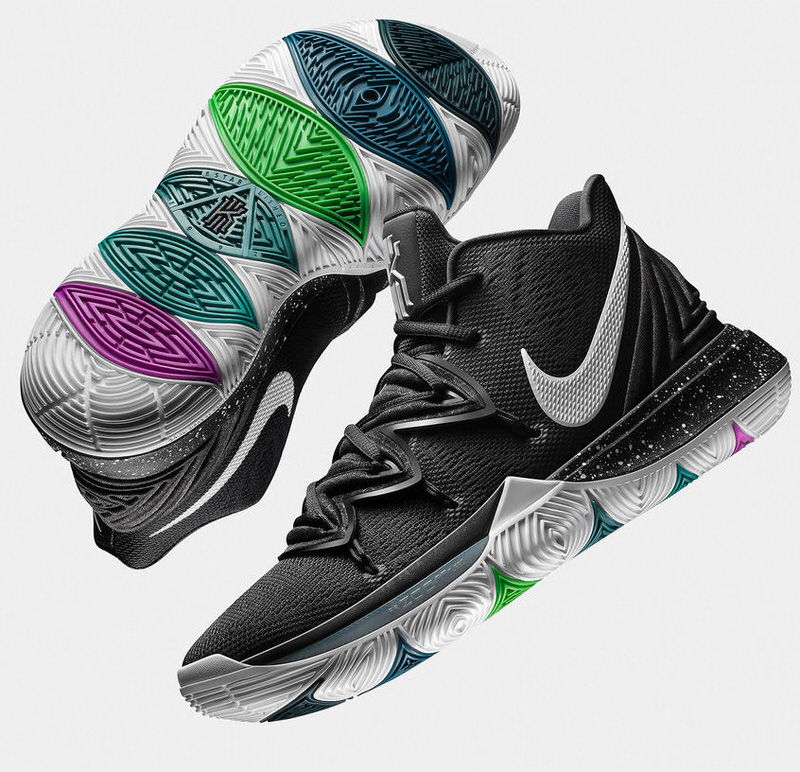 Nike Kyrie 5 Brings Zoom Turbo
