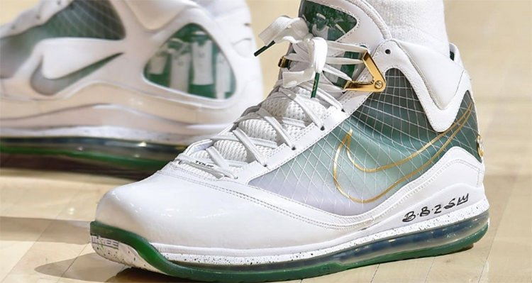 "Nike LeBron 7 ""More Than A Game"" (David Liam Kyle/NBAE via Getty Images)"