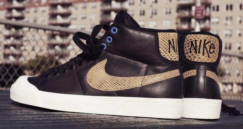 Stüssy & Nike Shoes History