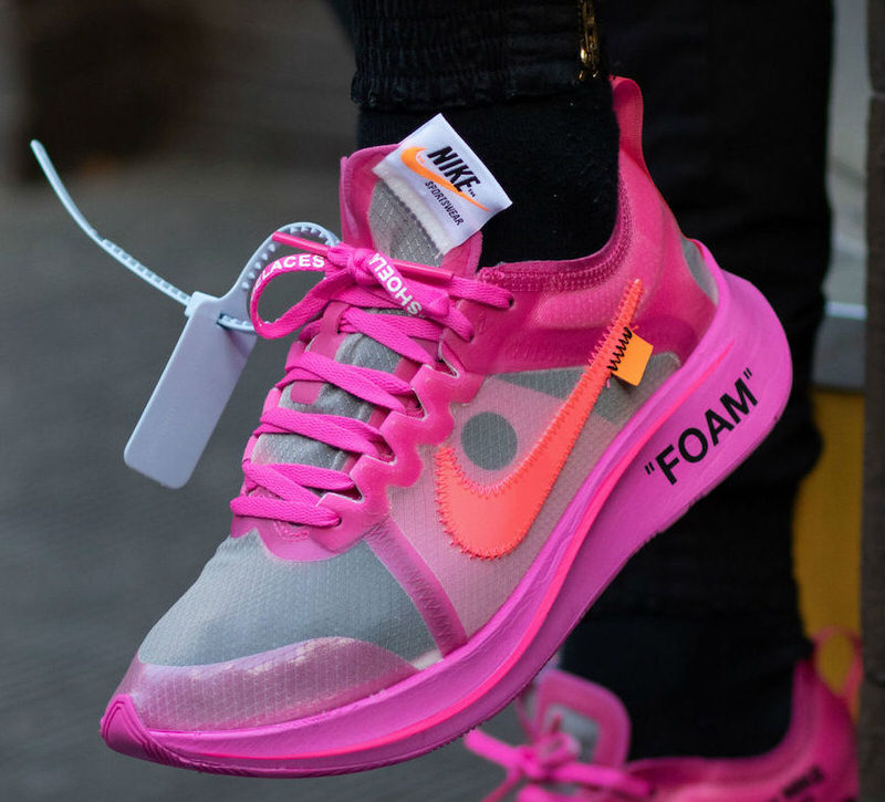 Off-White x Nike Zoom Fly SP \