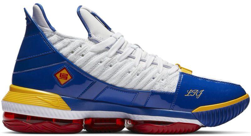 "Nike LeBron 16 ""SuperBron"""