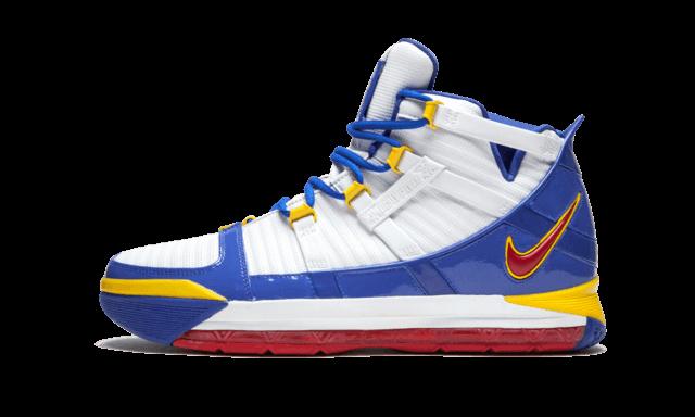 "Nike LeBron 3 ""Superman"""
