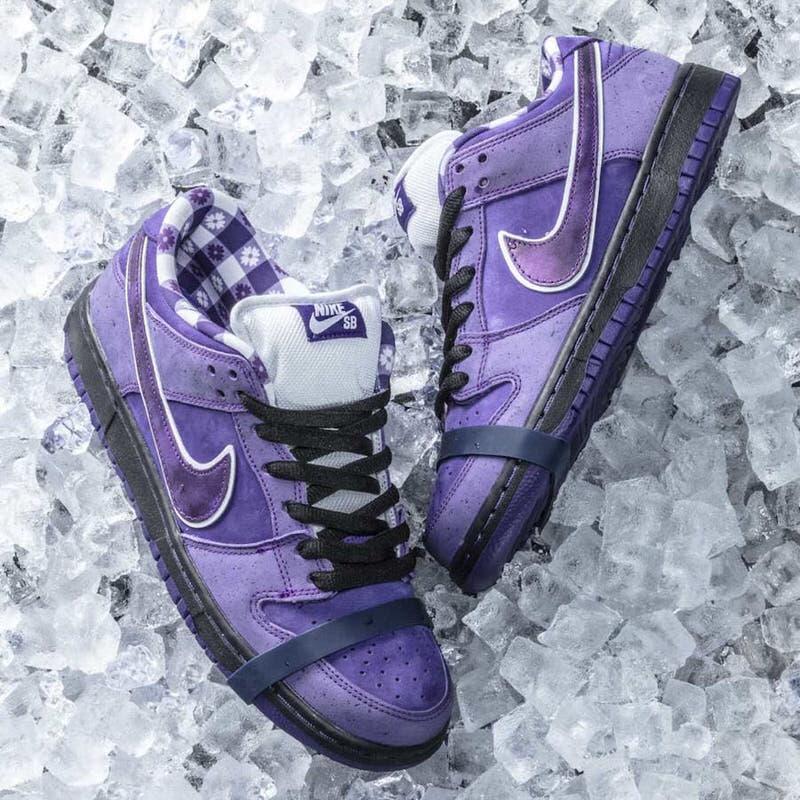 Concepts x Nike SB Dunk Low  Purple Lobster   d468dbeb3