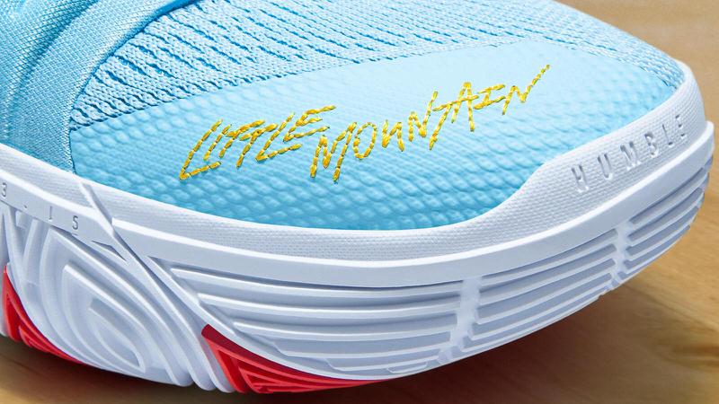 """Nike Kyrie 5 """"Little Mountain"""" PE"""