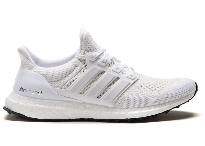 ultra boost adidas all white