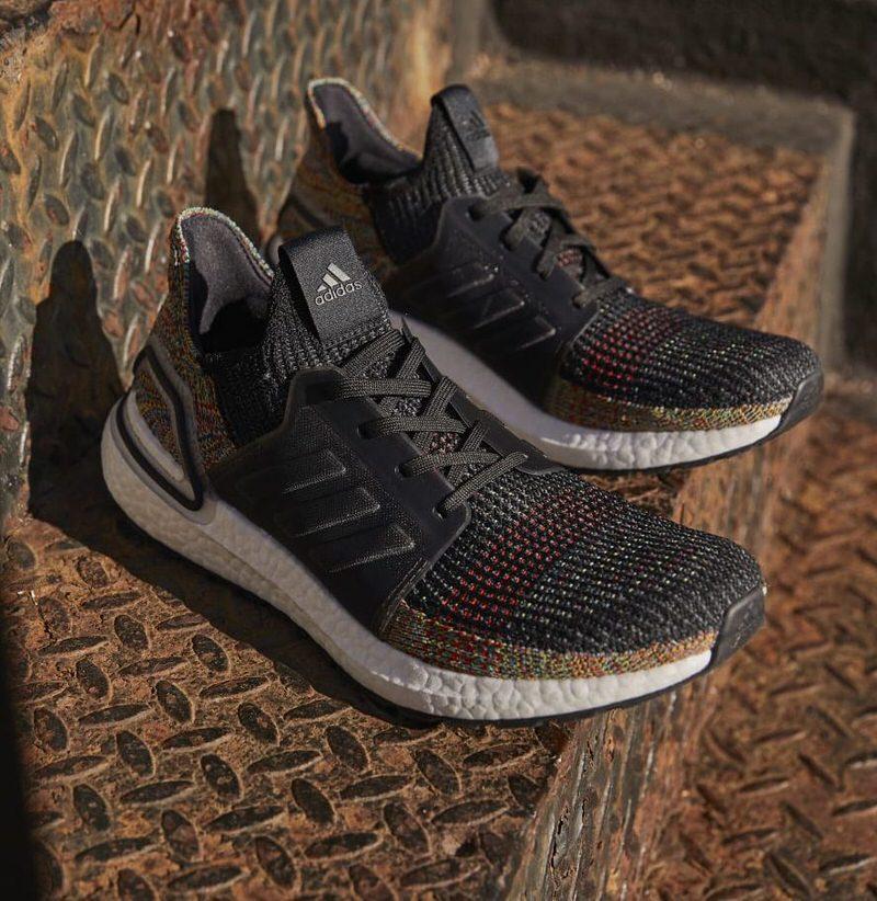 """adidas Ultra Boost 19 """"Dark Pixel"""""""