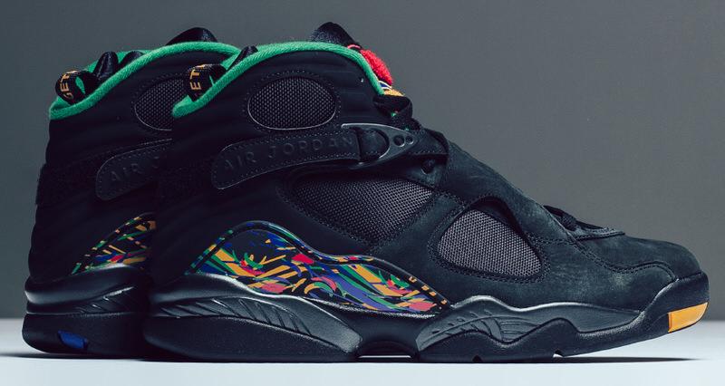 black 8s jordans 2018
