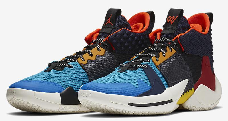 Jordan Why Not Zero.2 Russell Westbrook Shoes BV6352-900 | Nice Kicks