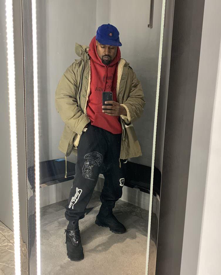 yeezy boots kanye