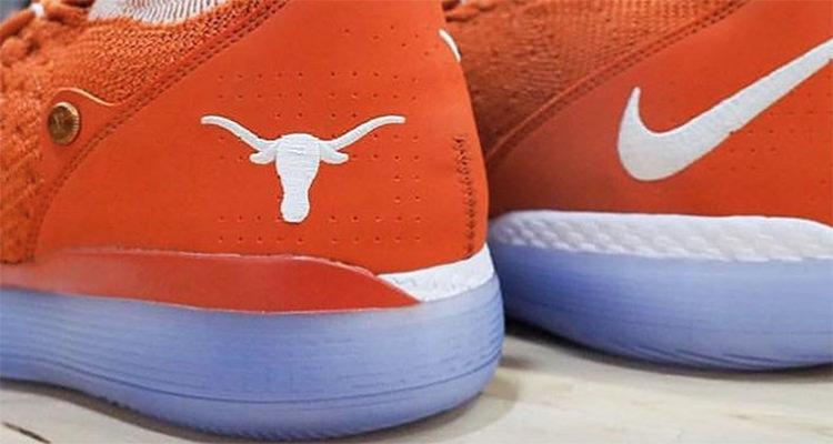 """Nike KD 11 """"Texas """"PE"""