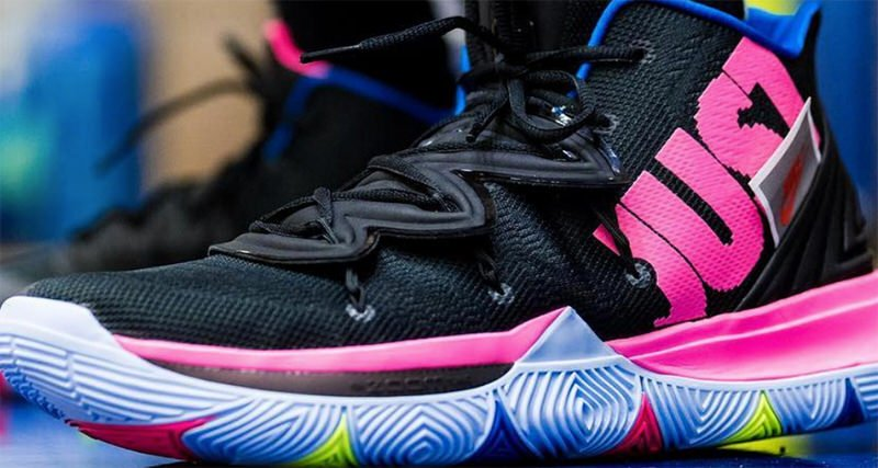 """Nike Kyrie 5 """"Just Do It"""""""