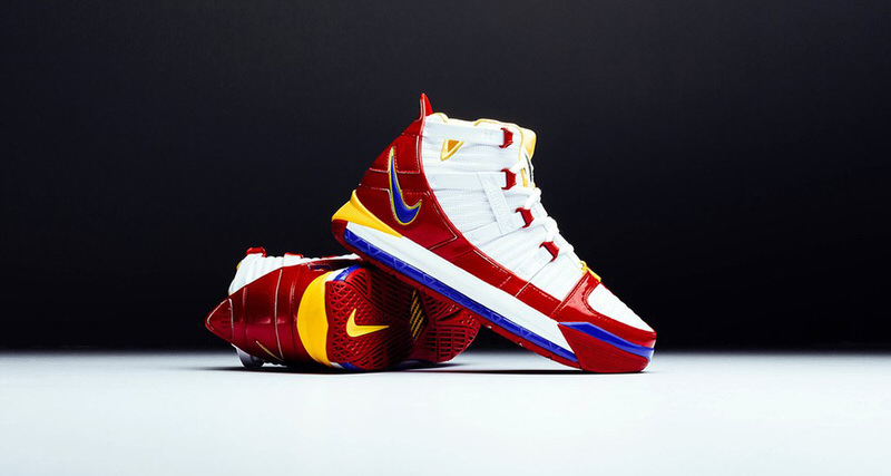 "Nike LeBron 3 ""SuperBron"""