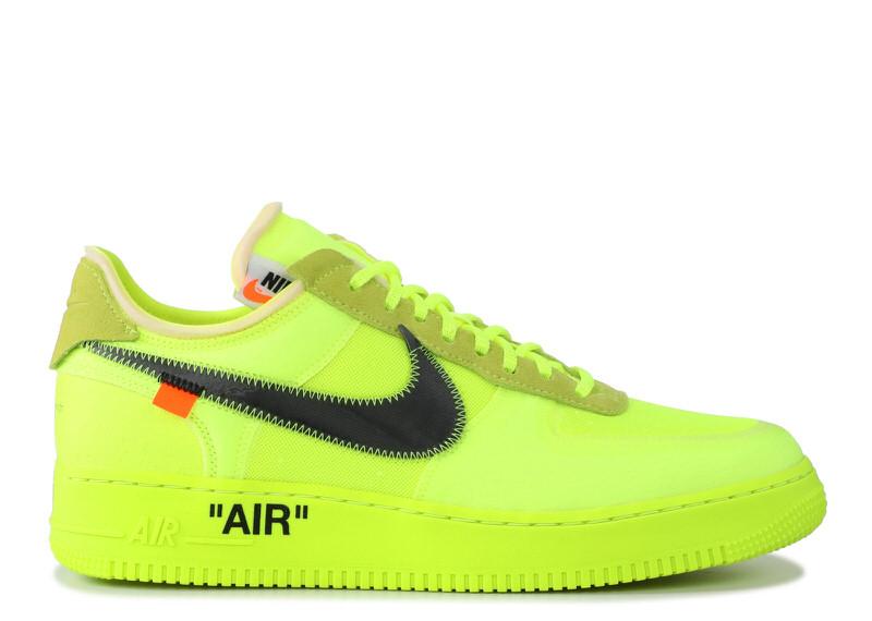 Giày The Ten: Nike Air Max 90 x OFF WHITE