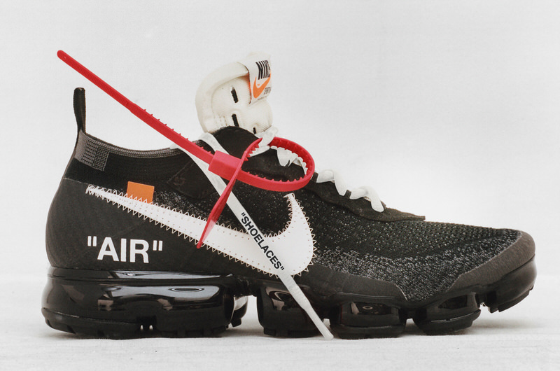 A Complete History of Off White x Nike Sneaker