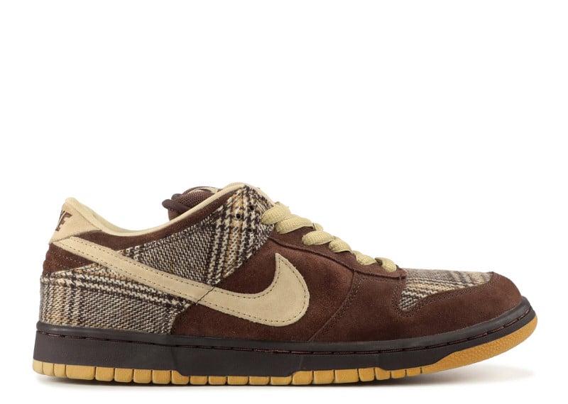 """Nike SB Dunk Low """"Tweed"""""""