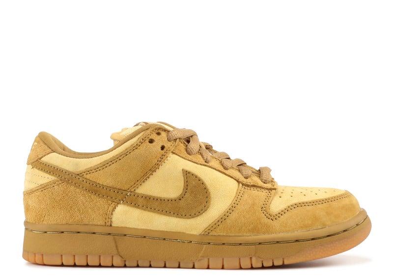 """Nike SB Dunk Low """"Reese Forbes"""". Box Code:304292 731. Orange Box."""