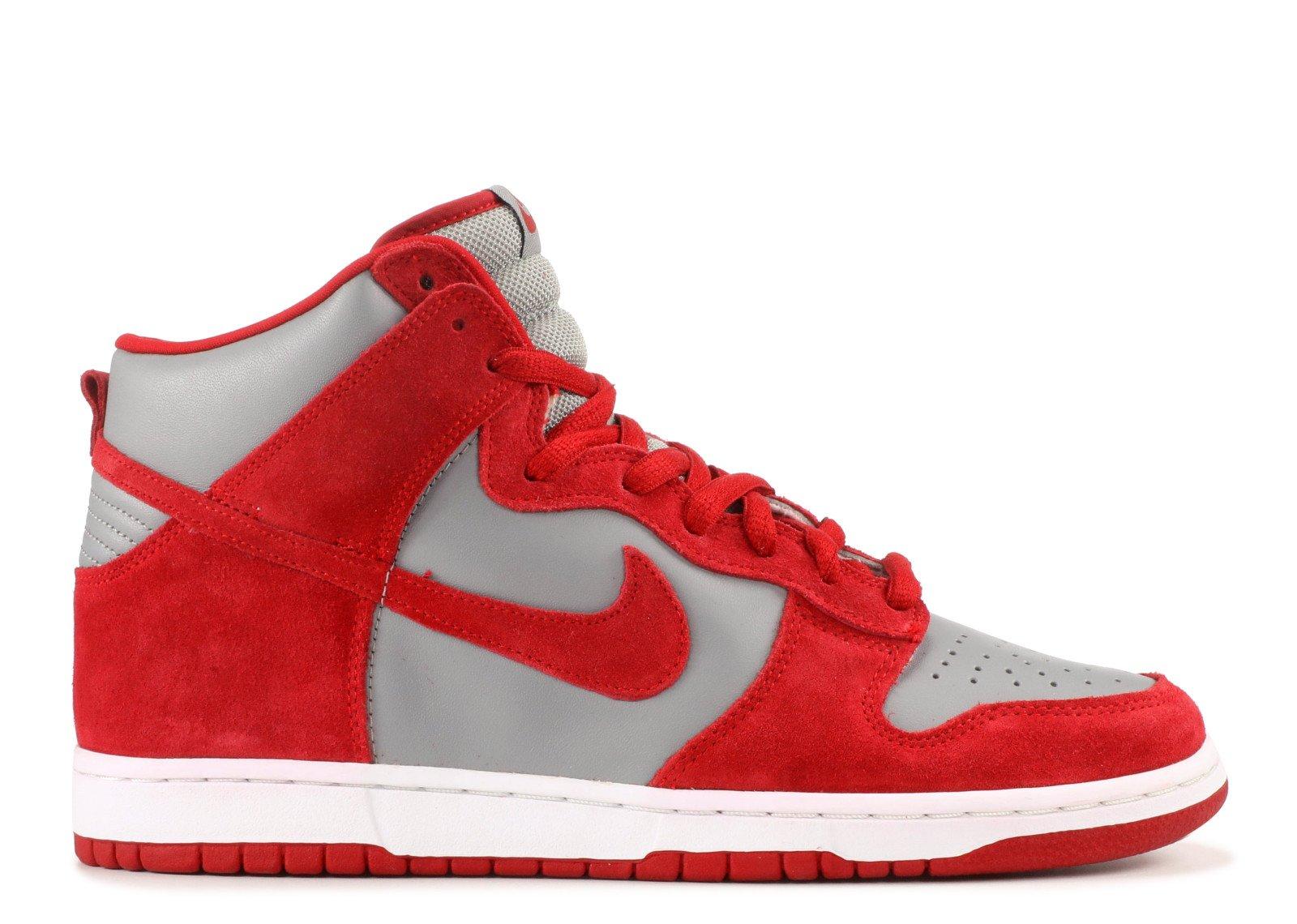 "Nike SB Dunk High ""UNLV"""
