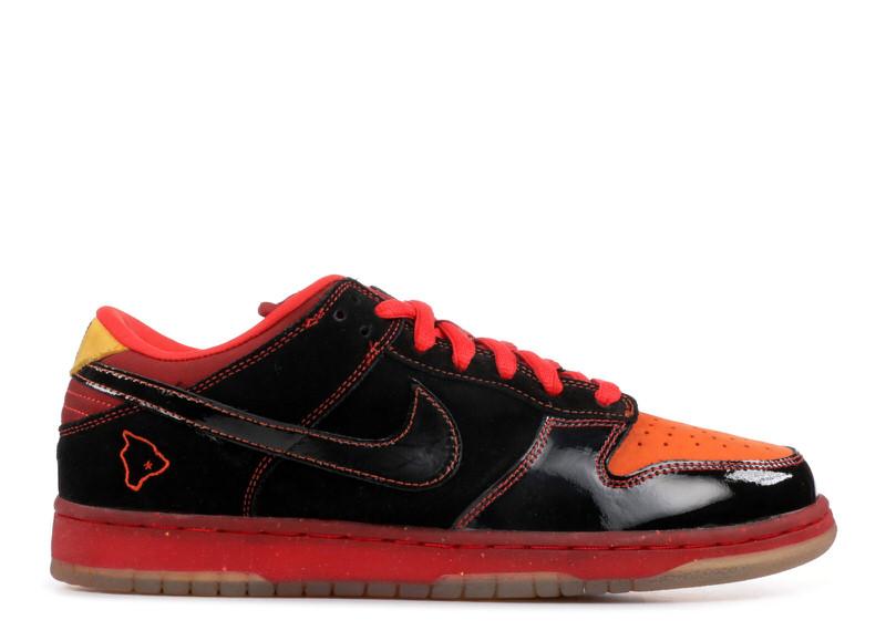 "Nike SB Dunk Low ""Hawaii"""
