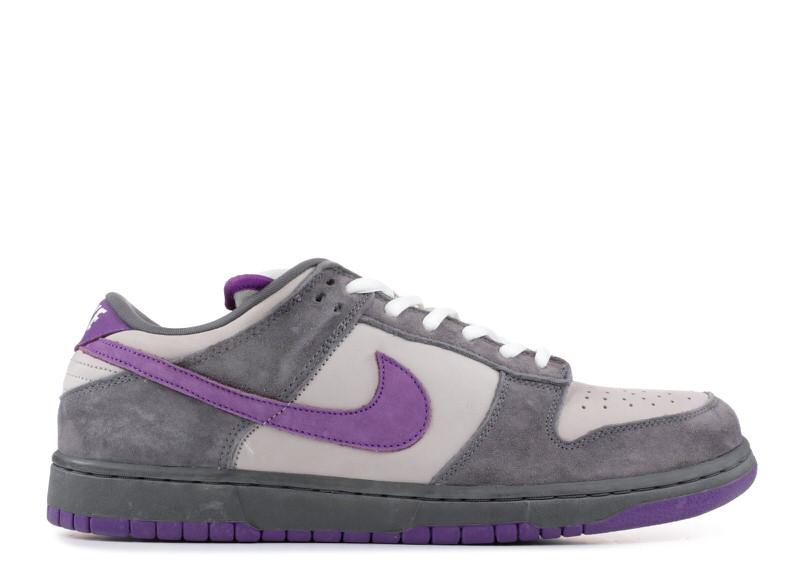 "Nike SB Dunk Low ""Purple Pigeon"""