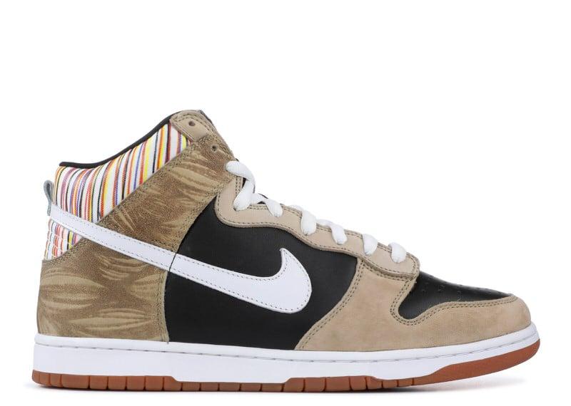 "Nike SB Dunk High ""Paul Ulrich"""